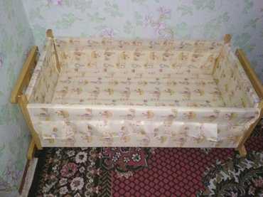 Люлька новая 1500 детский развивающий коврик 500 в Беловодское