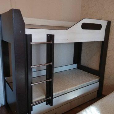 Двухэтажные кровати для детей и для в Лебединовка