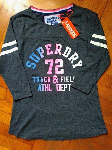 Pamucne - Srbija: Superdry originalne pamucne bluzice