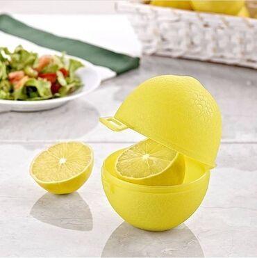 Limon saxlama qabı