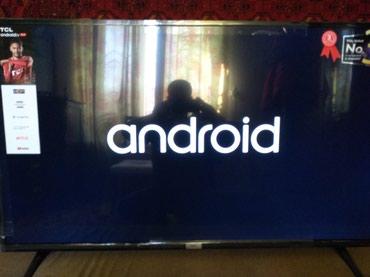 "ANDROID 8.0 TV 49дюйм SMART "" TCL"" модель 2018года в Бишкек"