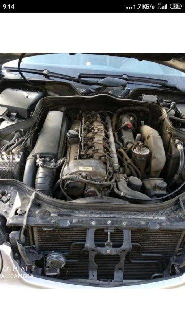 Продаю мотор, 5-целиндровый,объем 2.7.CDI. Привозные с Европы,дизель