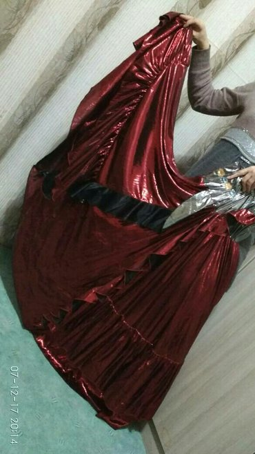 Женская одежда - Кок-Ой: Юбка солнце. размер 42-46. прокат . продажа