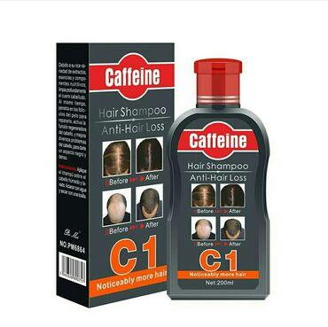 Ətriyyat Xırdalanda: Кофеиновый шампунь Caffeine C1Шампунь с кофеиновым комплексом