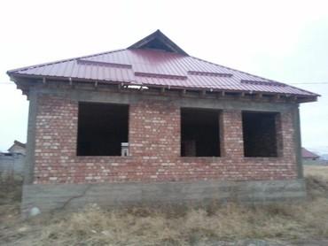 продаётся недостроенный дом .Кызыл  в Кызылрабат