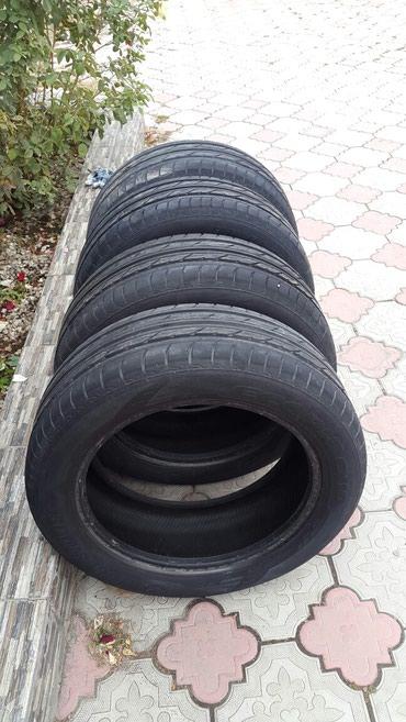 Продаю летние шины 215.55.R17. BRIDGESTONE ECOPIA в Сокулук
