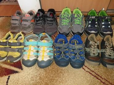 фирменная обувь в Кыргызстан: Фирменная обувь отличного качества, покупала в основном всё в Дубаи