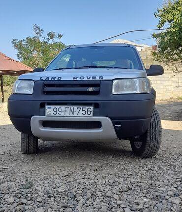 36 elan   NƏQLIYYAT: Land Rover Freelander 2 l. 2002   234000 km