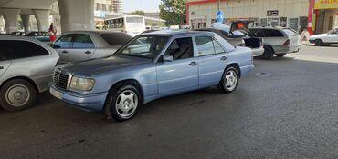 Mercedes-Benz Sumqayıtda: Mercedes-Benz W124 2 l. 1991