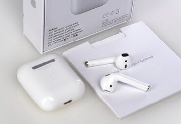 🔴Акция Акция Акция 🔴 Беспроводные наушники Apple AirPods 2 - это