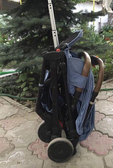 Детский мир - Казарман: Колясках чемодан Skillmax. Легкая, маневренная. Спинка откидывается