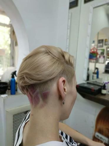 Идёт набор на парикмахера стилиста в Бишкек