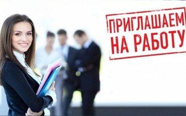 Требуется маркетолог! в Бишкек