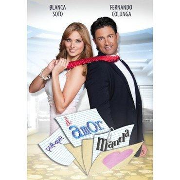 Porque el Amor manda - Kad srce kaze DA (Telenovela) cela serija, sa - Boljevac