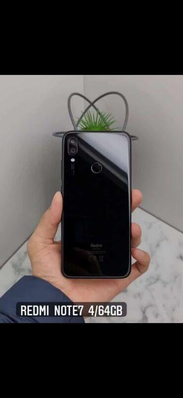 Квартира сокулук - Кыргызстан: Жаңы Xiaomi Redmi Note 7 64 GB кара