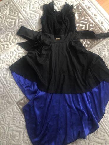 zhenskie kostyumy na khellouin в Азербайджан: Vecherniy platyadi 100 manata alinib satilir 30 manata bir defe geyini