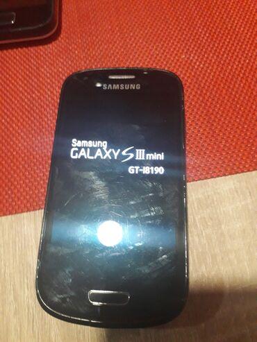 Samsung i9195 galaxy s4 mini - Srbija: Upotrebljen Samsung Galaxy S3 Mini crno