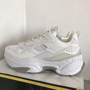 Женская обувь в Ош: Оригинальные кроссы BUFFALO London, размер EUR 40, женские, абсолютно