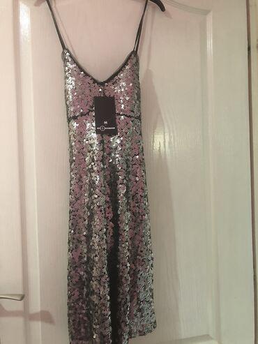 Haljine - Kula: Sljokicava haljina nova M velicina moze I S