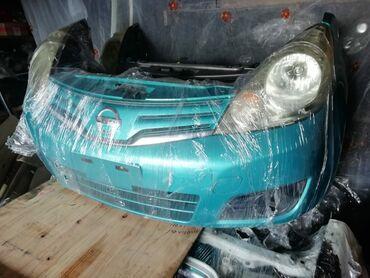 Автозапчасти и аксессуары - Бает: Автозапчасти ноускат морда передняя часть ниссан нот Nissan note