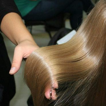 Кератиновое выпрямление волос от в Бишкек