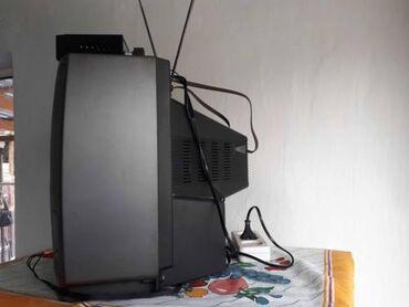 dvb t2 в Кыргызстан: Продаю-> Телевизор Sharp, б/уСостояние отличное, рабочий. В месте с