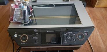 Принтер  Epson RX-690. С доноркой