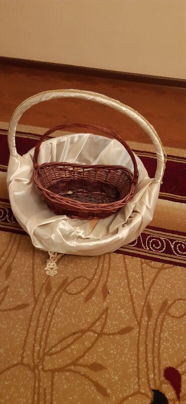 сенсорные плиты на кухню в Кыргызстан: Продам две корзины доставка по городу Бишкек