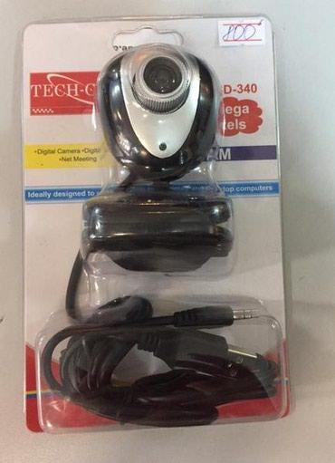 Веб камера Techcom-SSD-340 в Бишкек