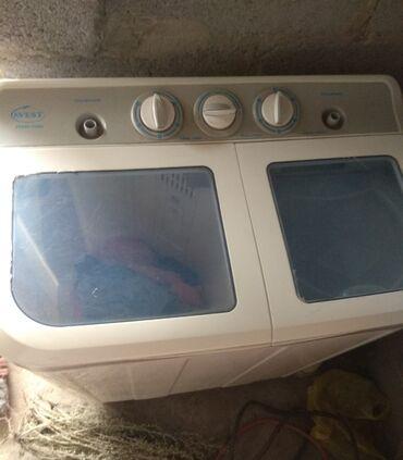 турбо кг в Ак-Джол: Полуавтоматическая Стиральная Машина Avest 5 кг