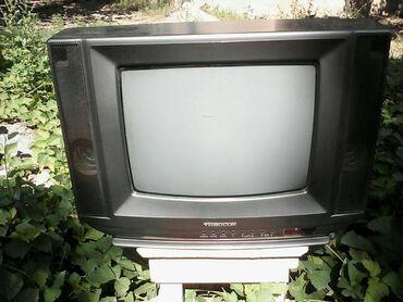 Продаётся телевизор VIDEOCON цветной с пультом,диагональ 36 см