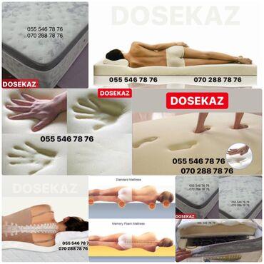 ortopedik usaq ckmlri - Azərbaycan: Ortopedik Begonya Visco matrasi memoryy yaddas qubqasi yumusaq ve b