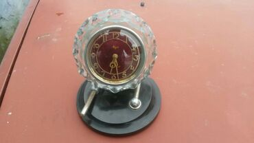 Антикварные часы - Азербайджан: Mayak sovet saatı (Təmirə ehtiyyacı var)