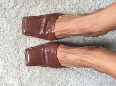 Kozne sandale, vrlo udobne i lagane... Velicina 40, duzina gazista 27 - Novi Sad