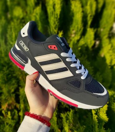 Patike 42 - Srbija: Teget Adidas Zx patike, najizdrzljiviji muski model 🥰Sa platnenim