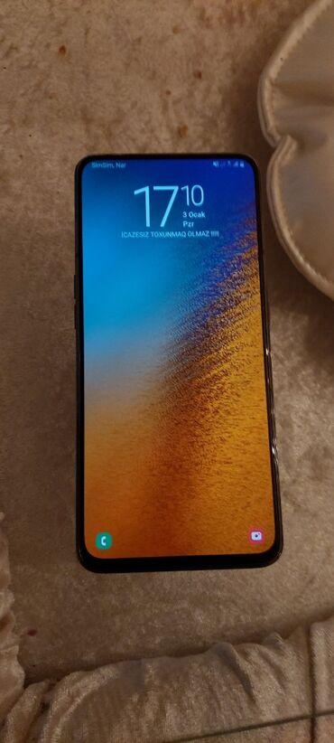 s9 samsung - Azərbaycan: İşlənmiş Samsung A80 128 GB qara