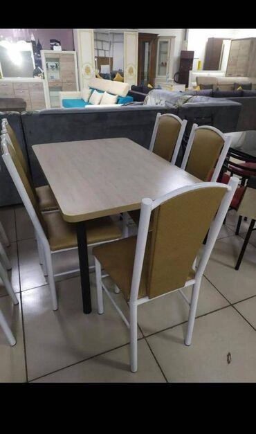 Столы со стульями комплект на заказ любые размеры и цвета и в наличии