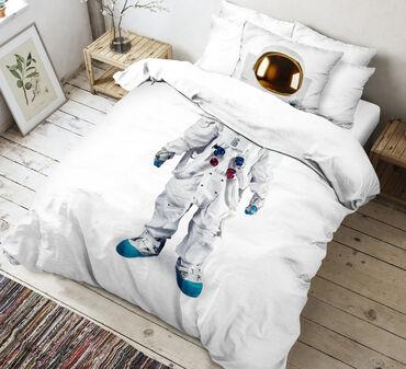 Комплект постельного белья ASTROЦифровая печать ✔Хлопок Ткань: ранфорс