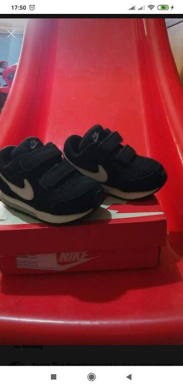 Ostala dečija odeća | Zajecar: Nike patike br 22 kao nove