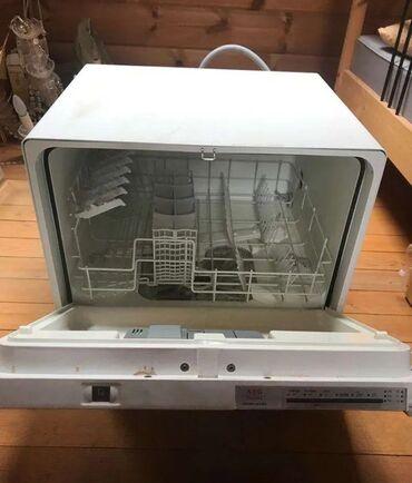 Посудомоечная машина Москвада кичине эле колдонулган почти жаңы
