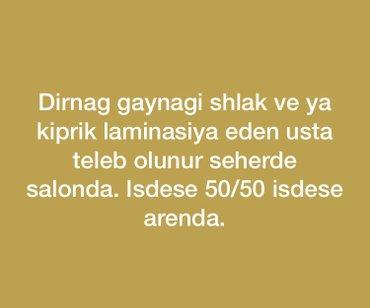 Bakı şəhərində Gözəllik Salonları