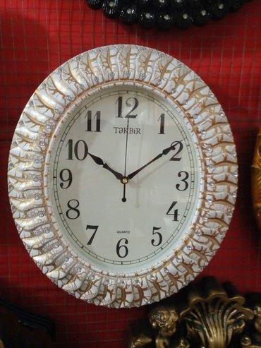 Bakı şəhərində Divar saati,tezedi