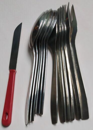 Paslanmaz çəngəl-bıçaq istifadə edilməmişdir