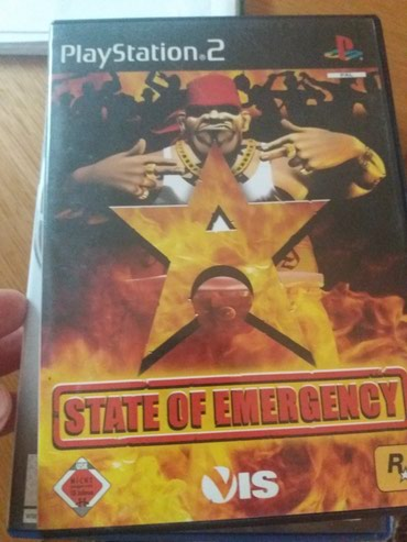 PlayStation 2  state of  emergency - Kucevo