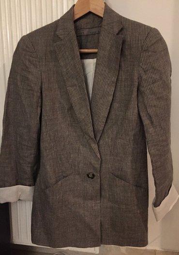 Σακάκι Zara . Αφόρετο . Νο small . 19£ σε Rest of Attica