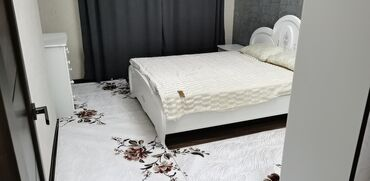 Долгосрочная аренда квартир - 2 комнаты - Бишкек: 2 комнаты, 59 кв. м С мебелью