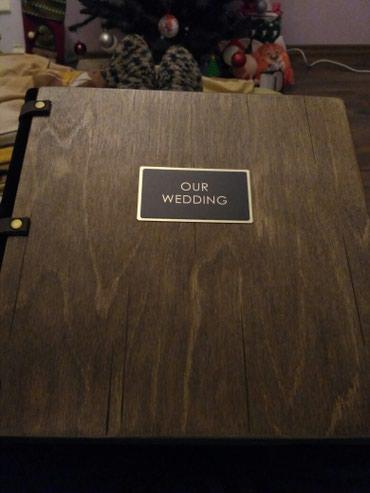 Wedding book из натурального дерева. в Бишкек