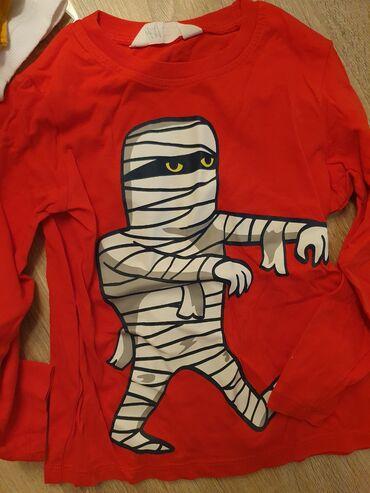 Mnml majica hit - Srbija: Majica dug rukav,pidzama,ocuvano