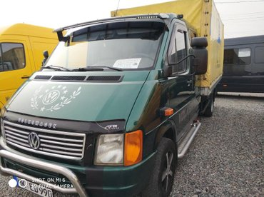 Volkswagen lt461998 год объем 2. 5 tdiвсе опции пробег оригинал дли в Бишкек