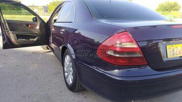 Mercedes-Benz E 220 2.2 l. 2003 | 680000 km